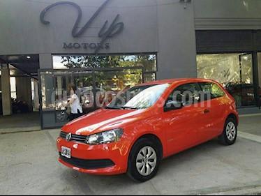 Foto Volkswagen Gol 3P 1.6 Power Dh usado (2015) color Rojo precio $390.000