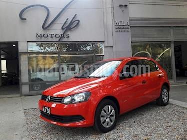 Foto venta Auto usado Volkswagen Gol 3P 1.6 Power Dh (2013) color Rojo precio $280.000
