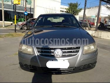 Foto venta Auto usado Volkswagen Gol 3P 1.6 Power Dh (2006) color Gris Oscuro precio $155.000