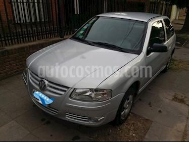 Foto venta Auto usado Volkswagen Gol 3P 1.6 Power Full (2010) color Gris Plata  precio $130.000