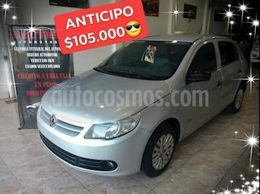 Foto venta Auto usado Volkswagen Gol 3P 1.6 Power Plus (2010) color Gris Claro precio $105.000