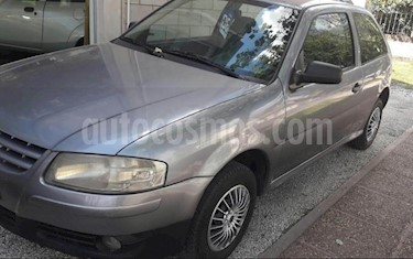 Foto venta Auto usado Volkswagen Gol 3P 1.6 Power Plus (2006) color Gris Oscuro precio $119.000