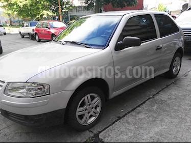 Foto venta Auto Usado Volkswagen Gol 3P 1.6 Power Plus (2007) color Plata precio $123.000