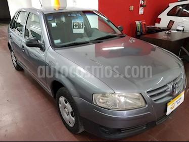 Foto venta Auto Usado Volkswagen Gol 3P 1.6 Power Plus (2007) color Gris Oscuro precio $138.000