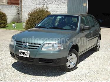 Foto venta Auto Usado Volkswagen Gol 3P 1.6 Power Plus (2010) color Gris Claro precio $95.000