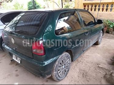 Foto venta Auto usado Volkswagen Gol 3P 1.6 Power Plus (1997) color Verde Oscuro precio $85.000