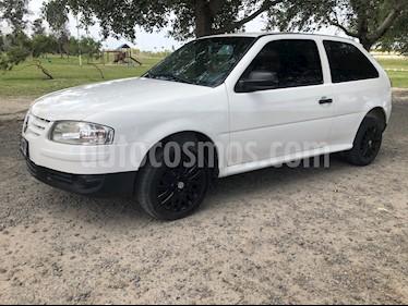 Foto venta Auto usado Volkswagen Gol 3P 1.6 Power (2009) color Blanco precio $179.000