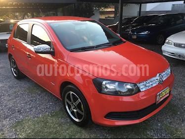 Volkswagen Gol 3P 1.6 Power usado (2016) color Rojo precio $140.000