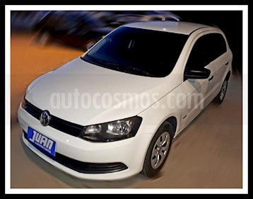 Foto Volkswagen Gol 3P 1.6 Power usado (2015) color Blanco precio $356.000
