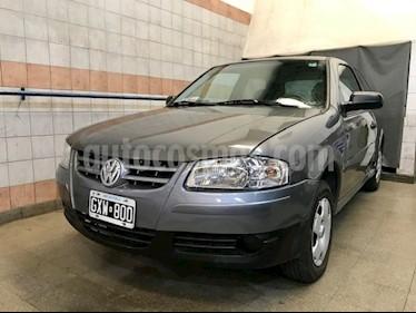 Foto venta Auto usado Volkswagen Gol 3P 1.6 Power (2008) color Gris precio $150.000