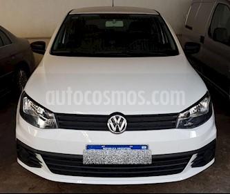Foto venta Auto usado Volkswagen Gol 3P 1.6 Power (2018) color Blanco precio $350.000
