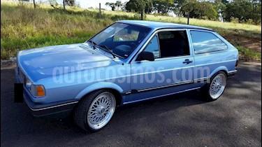 Foto venta Auto usado Volkswagen Gol 3P 1.8 GL Mi Full (1994) color Azul Electrico precio $46.000