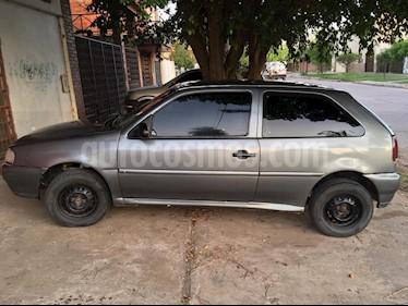 Foto venta Auto Usado Volkswagen Gol 3P 1.8 GL (1998) color Gris Oscuro precio $55.000