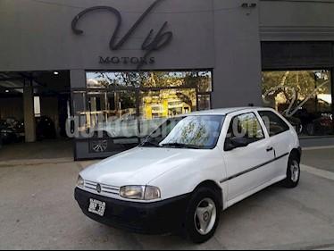 Volkswagen Gol 3P 1.8 GL usado (1997) color Blanco precio $100.000