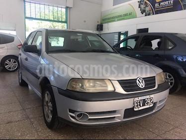 Foto venta Auto Usado Volkswagen Gol 3P 1.9 SD Comfortline Full (2003) color Gris Claro precio $109.000