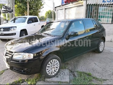Foto venta Auto Usado Volkswagen Gol 5P 1.4 Power (2012) color Negro precio $135.000