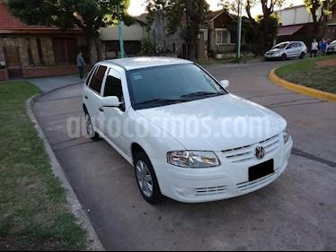 Foto venta Auto usado Volkswagen Gol 5P 1.4 Power (2007) color Blanco precio $90.000
