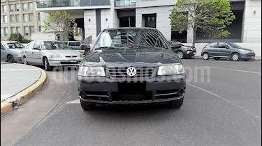 Foto venta Auto usado Volkswagen Gol 5P 1.6 Comfortline (2003) color Azul precio $135.000