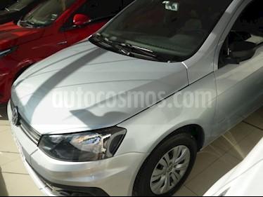 Foto venta Auto usado Volkswagen Gol 5P 1.6 GL Mi Full (2016) color Gris Claro precio $355.000