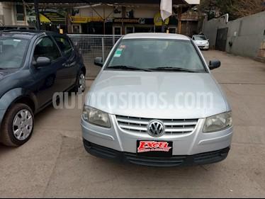 Foto venta Auto usado Volkswagen Gol 5P 1.6 GL Mi (2009) color Gris Claro precio $155.000
