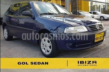 Foto venta Auto usado Volkswagen Gol 5P 1.6 GL Mi (2004) color Azul precio $1.290.000