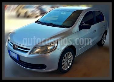 Foto venta Auto usado Volkswagen Gol 5P 1.6 GL Plus (2010) color Gris Claro precio $230.000