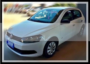 Foto venta Auto usado Volkswagen Gol 5P 1.6 GL Plus (2013) color Blanco precio $290.000