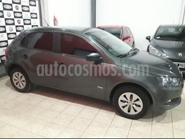 Volkswagen Gol 5P 1.6 GL Plus usado (2015) color Gris Oscuro precio $380.000
