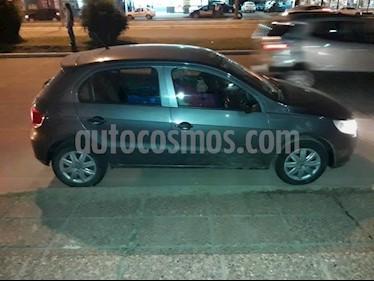 Volkswagen Gol 5P 1.6 GL Plus usado (2012) color Gris Oscuro precio $295.000
