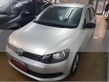 Foto venta Auto usado Volkswagen Gol 5P 1.6 GL Plus (2013) color Gris Claro precio $250.000