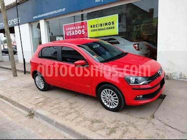 Foto venta Auto usado Volkswagen Gol 5P 1.6 GL Plus (2015) color Rojo precio $340.000