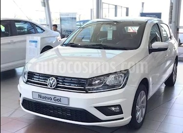 Foto venta Auto usado Volkswagen Gol 5P 1.6 Mi GL (2019) color Blanco precio $20.000