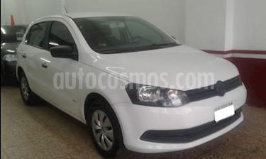 Foto venta Auto usado Volkswagen Gol 5P 1.6 Mi GL (2014) color Blanco precio $285.000