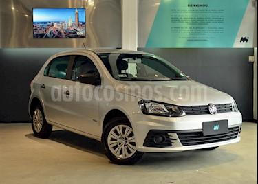 Volkswagen Gol 5P 1.6 Mi GL usado (2017) color Gris Claro precio $530.000