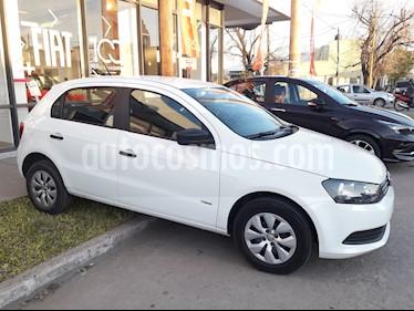 Foto venta Auto usado Volkswagen Gol 5P 1.6 Mi GL (2016) color Blanco precio $360.000
