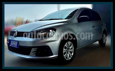 Foto venta Auto usado Volkswagen Gol 5P 1.6 Mi GL (2018) color Gris Claro precio $510.000