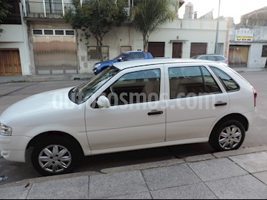 Volkswagen Gol 5P 1.6 Power Full usado (2014) color Blanco precio $249.900