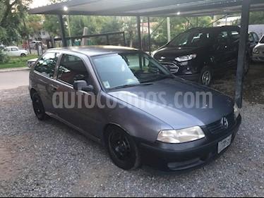 Foto venta Auto Usado Volkswagen Gol 5P 1.6 Power Full (2004) color Gris Oscuro precio $89.000