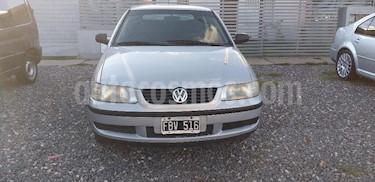 Foto venta Auto usado Volkswagen Gol 5P 1.6 Power Full (2005) color Gris Claro precio $110.000
