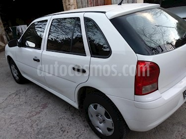 Volkswagen Gol 5P 1.6 Power usado (2011) color Blanco precio $245.000