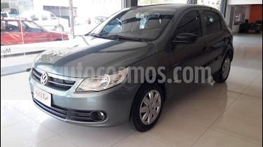 Foto venta Auto usado Volkswagen Gol 5P 1.6 Power (2012) color Verde Oscuro precio $230.000