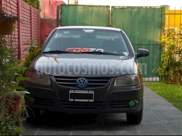 Foto venta Auto usado Volkswagen Gol 5P 1.6 Power (2007) color Gris precio $145.000