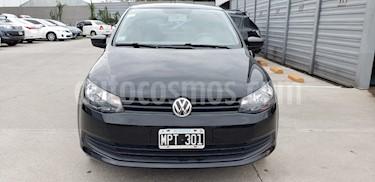 Foto venta Auto usado Volkswagen Gol 5P 1.6 Trendline (2013) color Negro precio $325.000