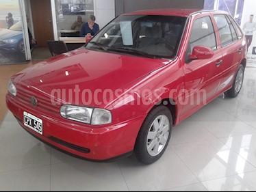 Foto venta Auto usado Volkswagen Gol 5P 1.8 GL Mi Full (1999) color Rojo Vivo precio u$s4.500