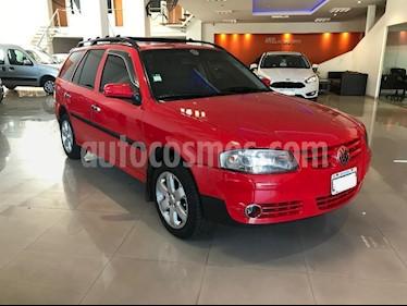 Foto venta Auto usado Volkswagen Gol 5P 1.9 SD Trendline (2006) color Rojo precio $155.000