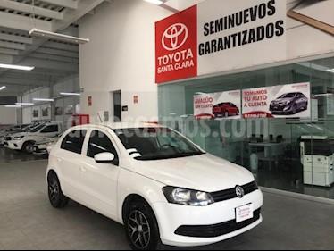 Foto venta Auto usado Volkswagen Gol 5p GL L4/1.6 Man (2015) color Blanco precio $109,000