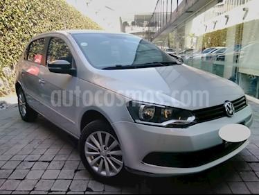 Foto venta Auto Seminuevo Volkswagen Gol 5p GT L4/1.6 Man (2015) color Plata precio $129,000