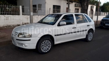 Volkswagen Gol 5P 1.4 Power Full usado (2013) color Blanco Cristal precio $330.000