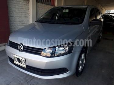 Volkswagen Gol 5P 1.6 GL Plus usado (2015) color Gris Claro precio $290.000