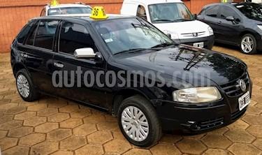 Volkswagen Gol 5p 1.4 Power Plus usado (2011) color Negro precio $390.000
